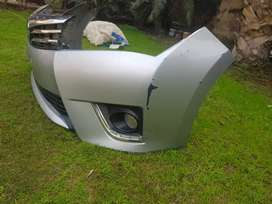 Front orginal bumper and front girll Toyota corolla 2016