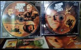 VCD video Behind The Enemy Line by WB