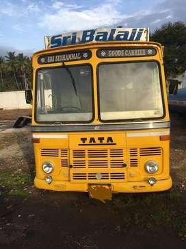 Tata lorry cabin