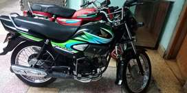 Honda 100  new condition 2019 model
