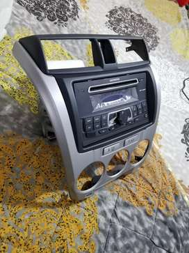 Honda City orignal console AC audio sterio multimedia tape recorder