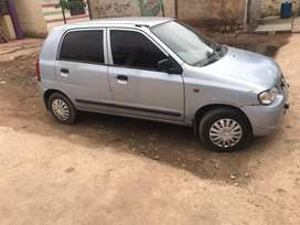 Maruti Suzuki Alto 2001 Petrol Good Condition