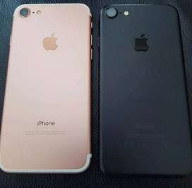 Iphone 7 Available in a very good conditionapple i phone 7  are avail