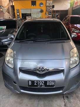 Dijual Cepat or Track. Toyota Yaris 1.5 E AT 2010