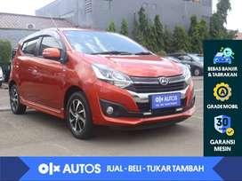 [OLX Autos] Daihatsu Ayla 1.2 R M/T 2019 Orange