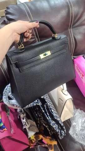 bag herms ukuran 32 cm
