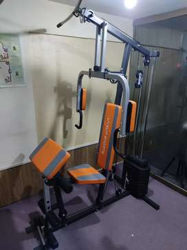 Live up multigym full gym home gym multi station exercise equipments
