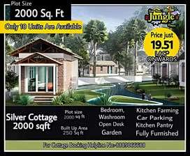 Fully furnished luxury cottage