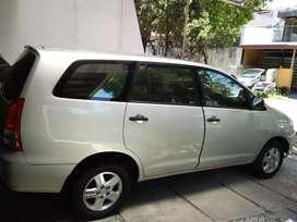 Toyota inova G bsn manual 06 silver ,cd,fvd L masih tgI