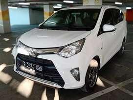Toyota calya G AT 2019 Km2rbuan