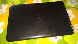 A good condition HP laptop
