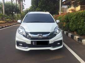 Mobilio RS at 2015 Putih Good ConditioN