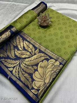 Trendy Attractive Cotton Silk Women's Sarees Vol 13