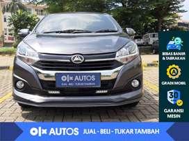 [OLX Autos] Daihatsu Ayla 1.2 R Deluxe M/T 2017 Abu-abu