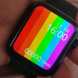 Smart Watch Full Screen with Warranty and Cash on Delivery Smartwatch