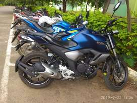 Brand new rearly used FZS FOR SALE