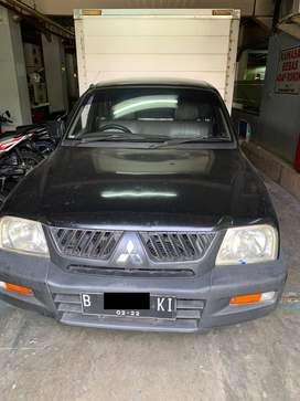 Mitsubishi L200 Box