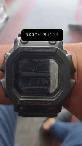G shock watch 3221 tough solar no scratches