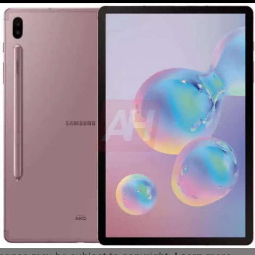 Samsung Tab S6 ram 6/128 Bisa kredit tanpa CC 0
