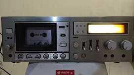 Stereo Cassette Deck SONY type TC-K8B Made In Japan. .