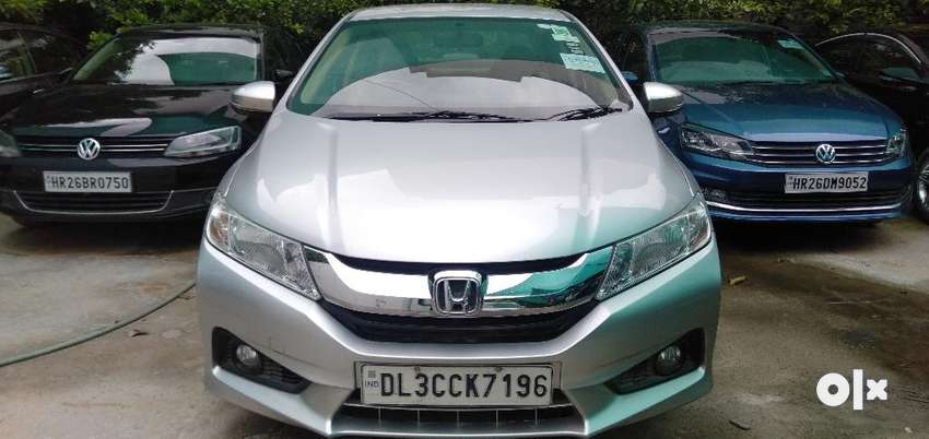 Honda City 1.5 V MT, 2016, Petrol 0