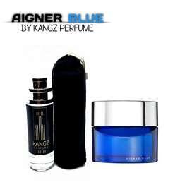 PARFUM AIGNER BLUE / PARFUM PRIA DENGAN AROMA KHAS