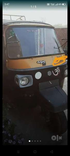 We have sell Bajaj appe Auto full mentioned