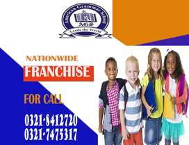 Call for Franchise of School