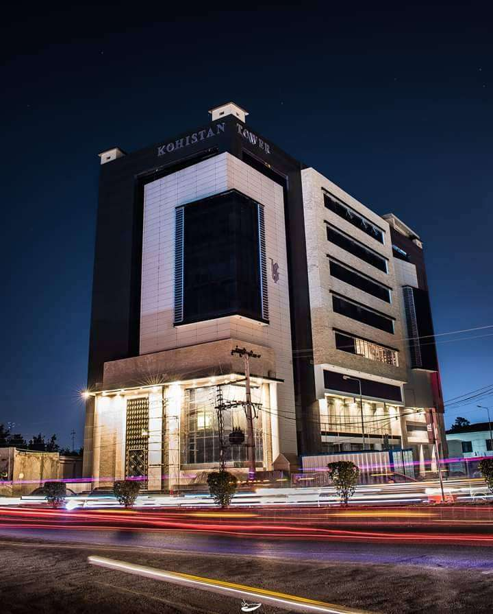 Office For Rent in Kohistan Tower 0