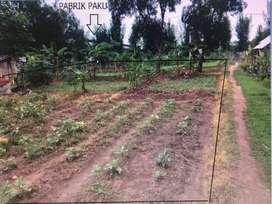 (GA20202-CS) DIJUAL : Tanah hadap Selatan di Cikande, Serang