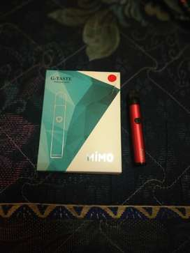 Pods mimo merah dan Liquid orange manggo