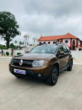 Renault Duster 110 PS RXS AMT (Automatic), 2019, Diesel