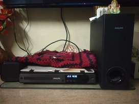 Philips Home Theater System (5.1 Chennal)