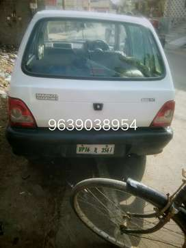 Maruti Suzuki 800 2007 LPG 51000 Km Driven Good condition no work