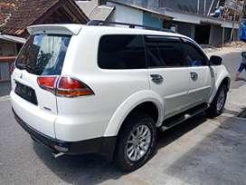 Mitsubishi Pajero Exceed  4x2 Matic th 2011 AT