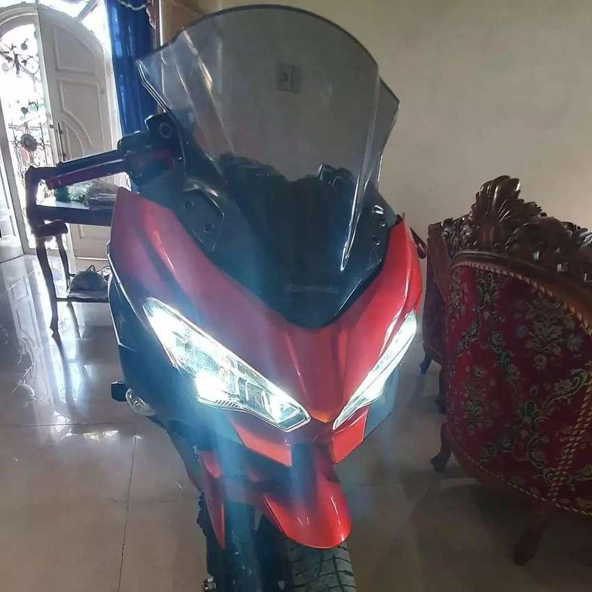 Dijual Ninja 250 fi MDP 2018 0