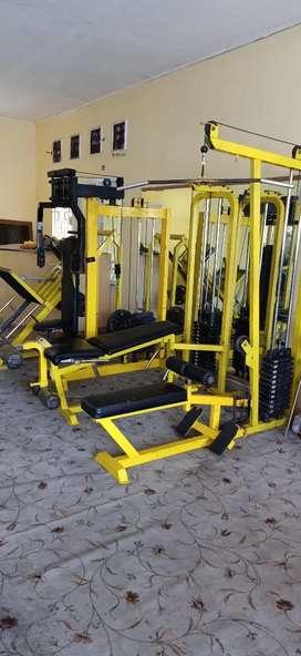 Jual alat fitness lengkap