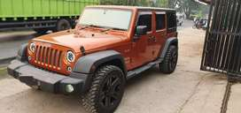 Jeep Wrangler Rubicon Sport Unlimited km30 rbu istimewa banget