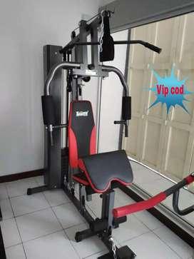 Peralatan olahraga untuk dirumah home gym