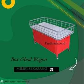 Rak Obral Wagon Minimarket/ Supermarket/