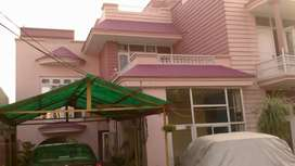 2 stry bungalow built on 18 marlas  in  patta paloura is for Sale