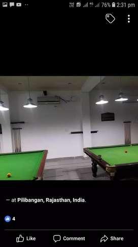 Pool Table - Set of 3