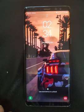 SAMSUNG GALAXY NOTE 8 DOTED 6/64
