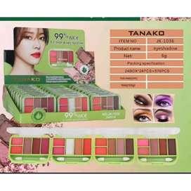 Eyeshadow aloe hijau