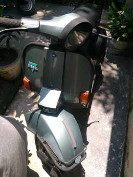 LML NV Vespa Scooter, well maintained in very good condition