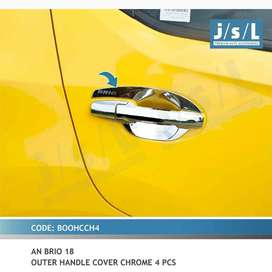 Outer handle all new brio krom
