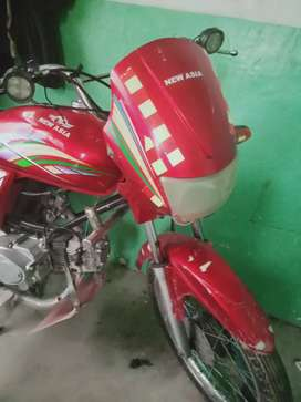 For sale 100cc motorcycle Rawalpindi number clear document