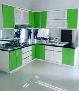 Mini baru dan kitchen set