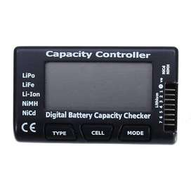 Battery Meter Checker Tester CellMeter-7 Capacity