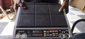 I sell my Roland SPD-S 20  PAD & SAMPLOR